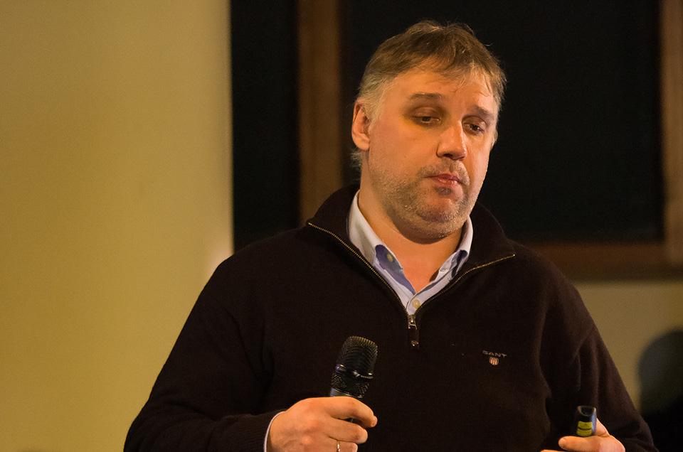 Егор Прохорчук предлагает дать науке этические границы