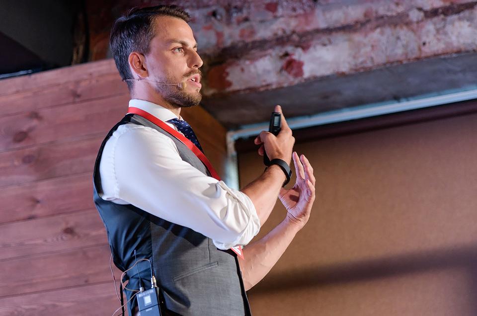 Илья Сачков: Киберпреступники – это преступники, Настало время действовать!