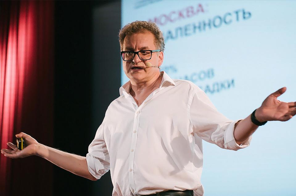 Алексей Новиков: Что большие данные делают с большими городами – и что могли бы сделать с Москвой