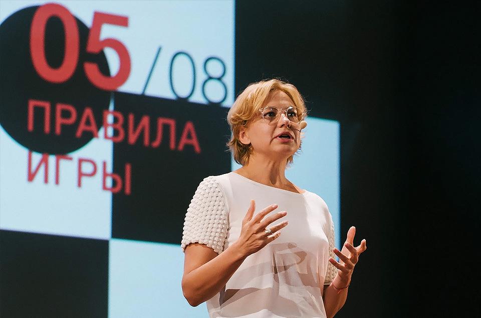 Наталия Ривкина: Не страшно. Какой должна быть психиатрия